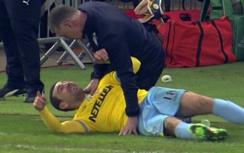 Football's most shocking touchline bust-ups: in pictures