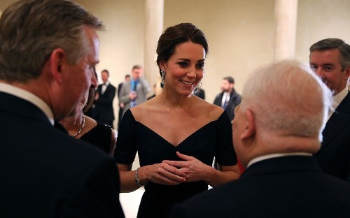 Prince William and Kate: Metropolitan Museum of Art pictures - Telegraph