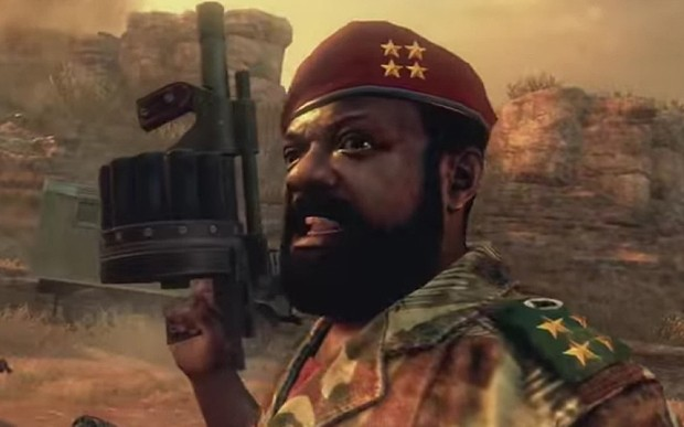 'Call of Duty game depicts our father as barbarian,' say late Angolan warlord's sons