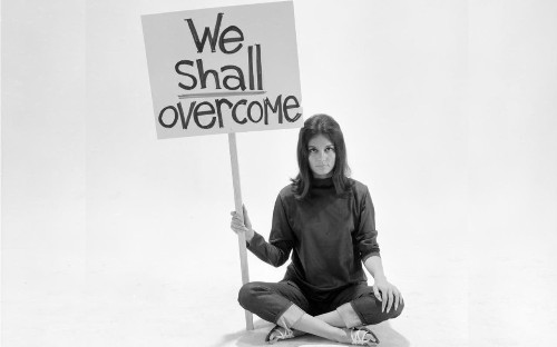 Gloria Steinem: 'Women get more radical with age, men get more conservative'