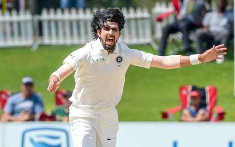 Ishant Sharma: 'I can't blame anyone why I didn't become a spinner. It's good for me to be a fast bowler - even in India'