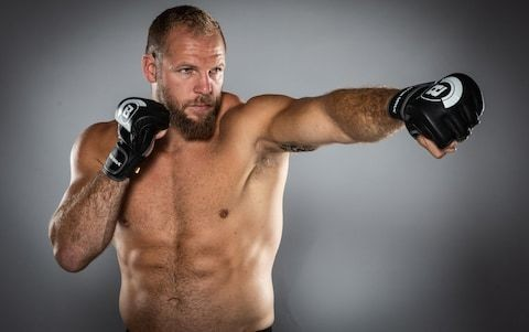 Former England rugby international James Haskell to make MMA debut