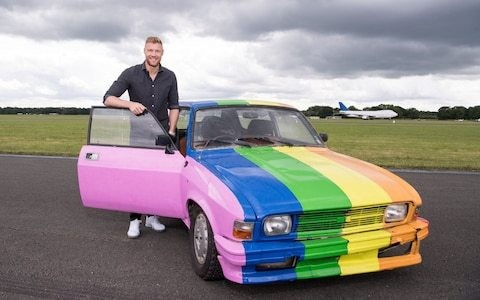 Top Gear, episode 4 review: rainbow cars balanced out that controversial trip to Brunei – but Chris Harris was missed