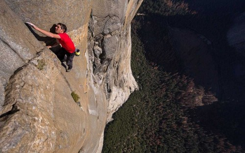 Free Solo review: a sweaty-palmed account of one man's mission to do the impossible