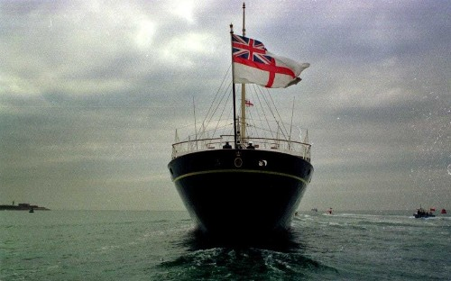 Axing Royal Yacht Britannia caused 'great hurt' to the Queen, says one of her former advisers