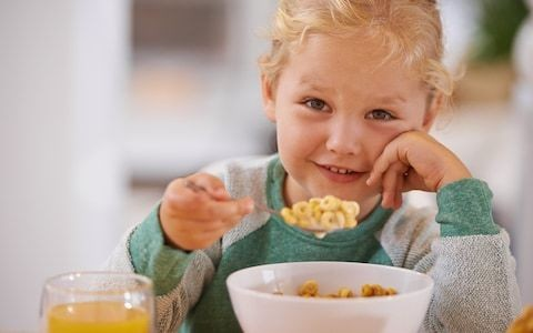 Children who miss breakfast get worse GCSE results