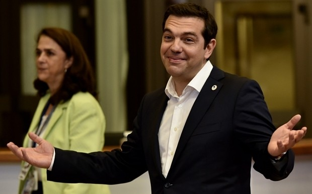 Maybe Greece won the eurozone argument after all