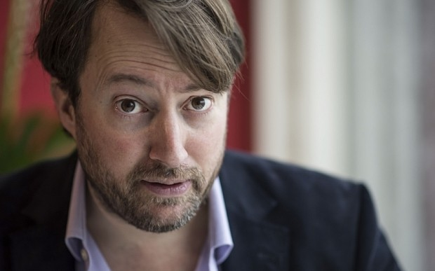 David Mitchell: The internet is 'medievally barbaric'