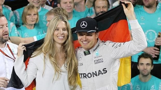 Nico Rosberg announces shock F1 retirement days after world title win: 'I am on the peak, so this feels right'