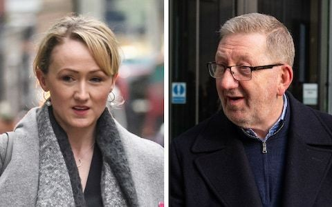 Len McCluskey says 'good riddance' to MPs threatening to quit if Rebecca Long-Bailey is elected Labour leader