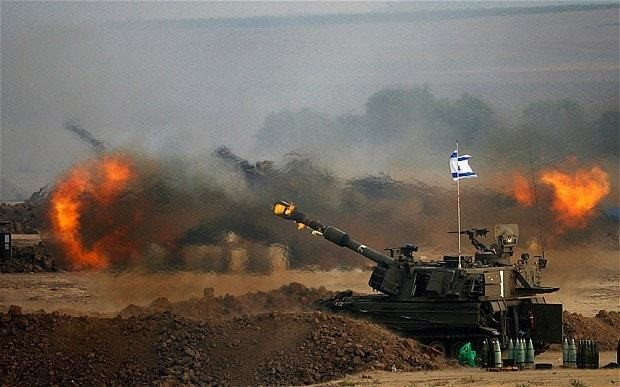 Israel-Gaza conflict - August 1 as it happened