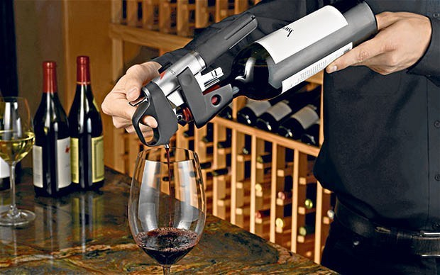 What's the best way to keep a bottle of wine fresh?