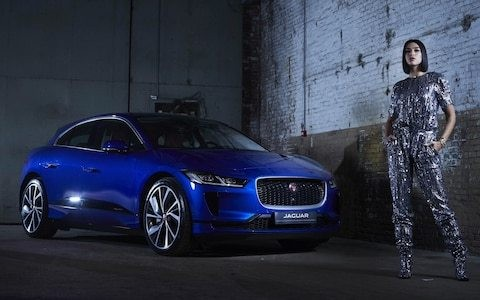 Government to guarantee £500m Jaguar Land Rover loans in wake of electric vehicle vow