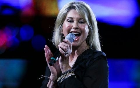 Grease star Olivia Newton-John celebrates her British ancestry with a New Year honour