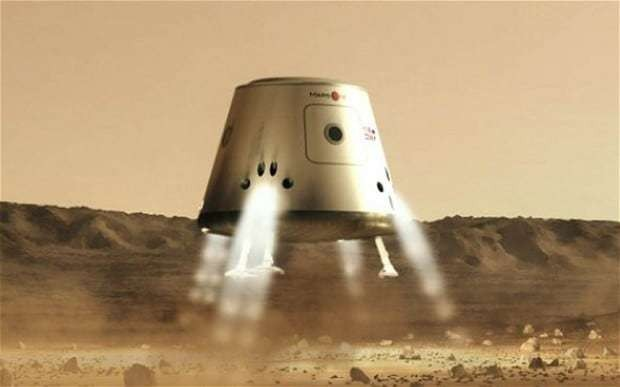 Will the Mars One reality TV mission ever take off?