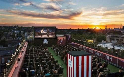 Castles, graveyards and stately homes: 20 amazing places to watch a film this summer