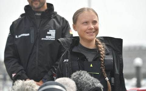 Greta Thunberg is selling the rich an eco-lifestyle the rest of us will never be able to afford