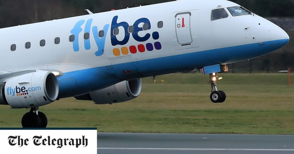 Flybe revival hopes hit by Irish contract miss