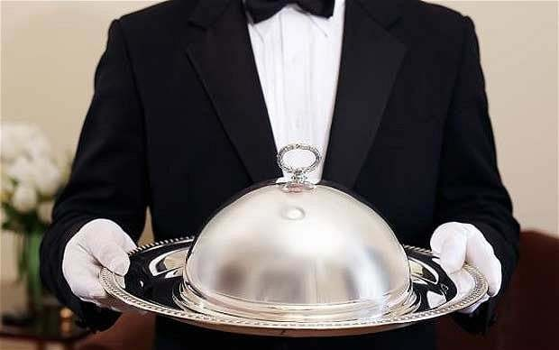 Is this the most annoying waiter question ever?