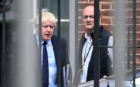 Day of the Remainer purge: how Dominic Cummings ranted at Tory rebels in Downing Street