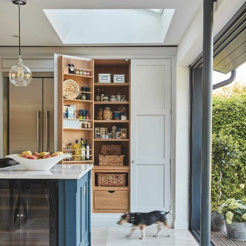 Why the country-style kitchen is back in vogue