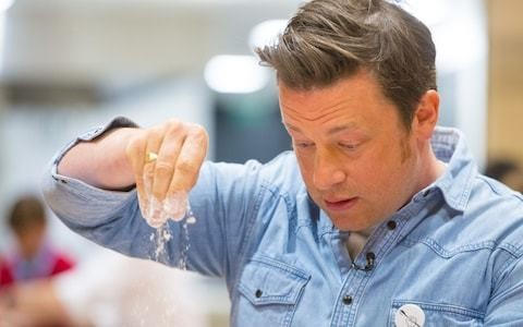 Jamie Oliver launches new chain six months after restaurant empire's collapse