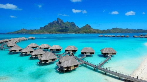 The best honeymoon hotels in Australasia and the South Pacific