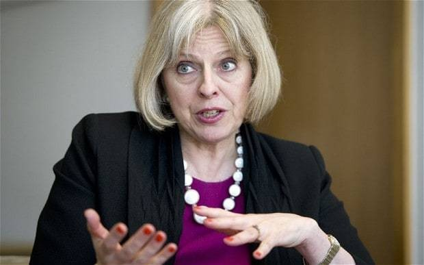 Give authorities powers to close down 'extremist' mosques, Theresa May says