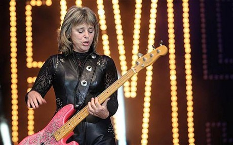 Suzi Quatro: 'Low rates stink - I want my money to earn for me'