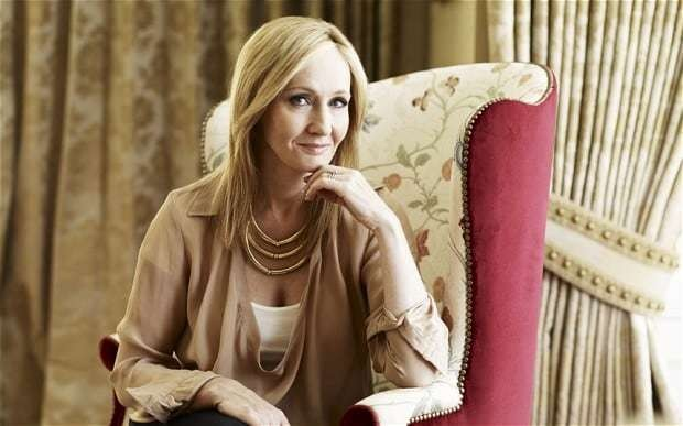JK Rowling faces Twitter backlash as critics call her new writing 'racist'