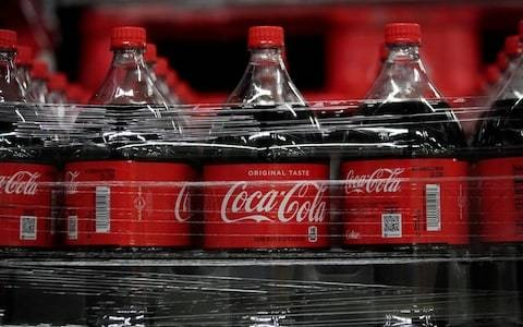 Brexit stockpiling and Costa takeover boost Coca-Cola sales