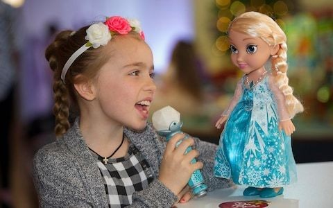 Disney accused of hypocrisy for 'pumping out' plastic Frozen 2 merchandise despite eco plot line