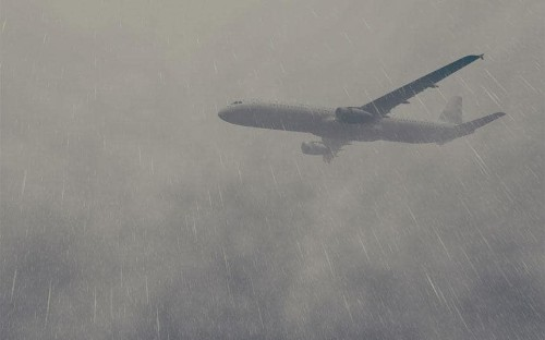 What to do if your flight is affected by fog