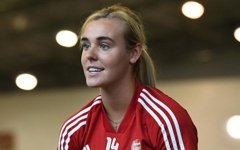 Arsenal's Jill Roord: 'I left Holland to get better - in the Women's Super League you have a challenge every week'