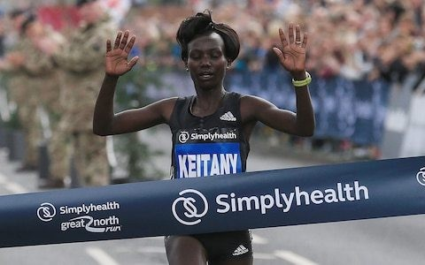 Great North Run just one example of a women's revolution in endurance races