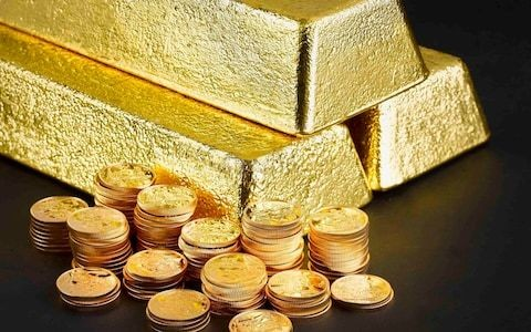 After 1,000 years, Royal Mint offers 'virtual gold'
