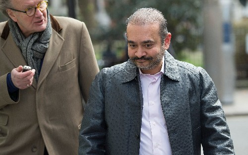 India's most wanted man Nirav Modi arrested in London after The Telegraph tracked him down