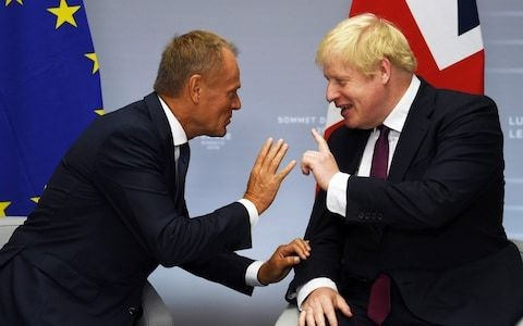 Remainers are giving EU leaders every reason to delay Brexit — only Boris stands in their way