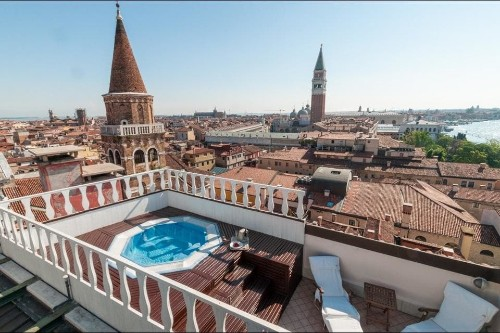 Top 10: the best hotels near St Mark's Square, Venice