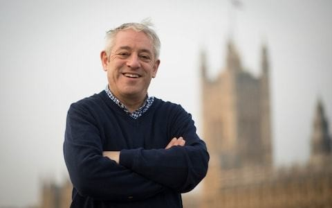 Supporting John Bercow's peerage is an act of flagrant hypocrisy by Labour