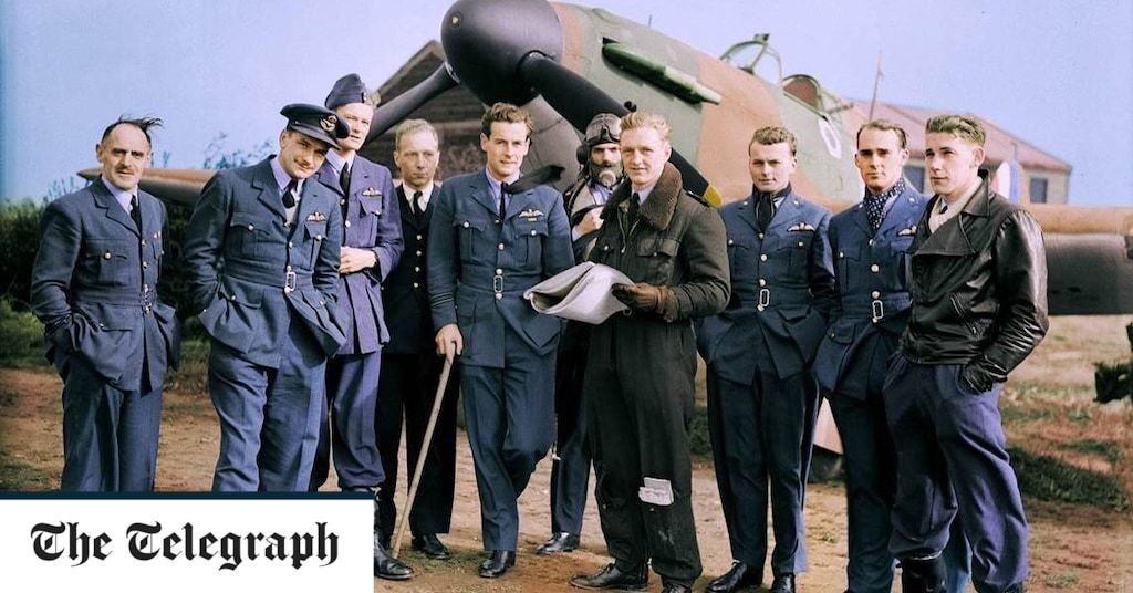 The only surviving pilot of the Battle of Britain on being the very last of The Few