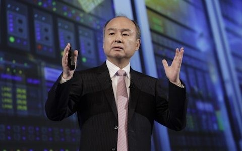 Growing questions over SoftBank's investment style after WeWork cuts IPO value