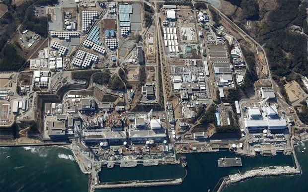 Radioactive water leaks at Japan's Fukushima nuclear plant