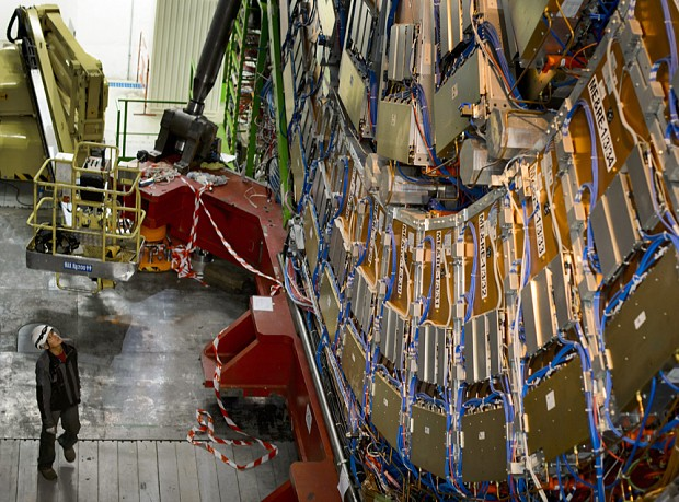 Large Hadron Collider restarts experiments after two-year upgrade