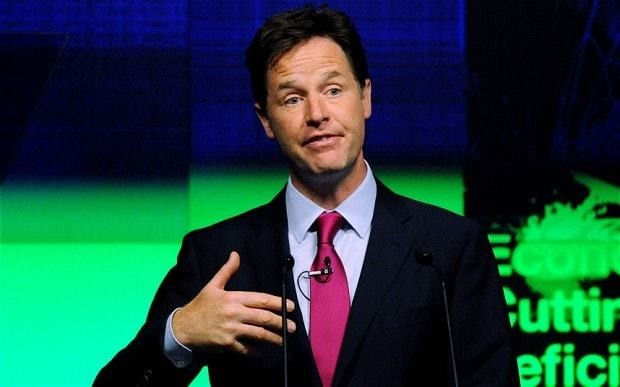 Nick Clegg: Schools should use qualified teachers and follow a core curriculum