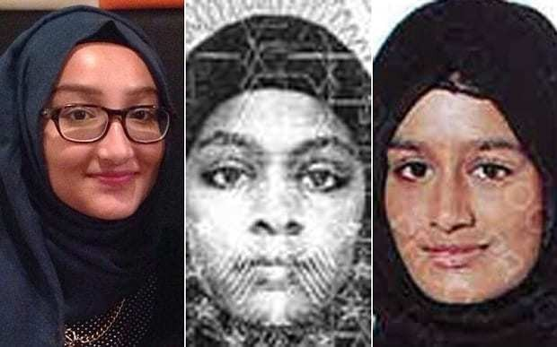 Missing schoolgirls have crossed into Isil-controlled region of Syria, Met Police fear