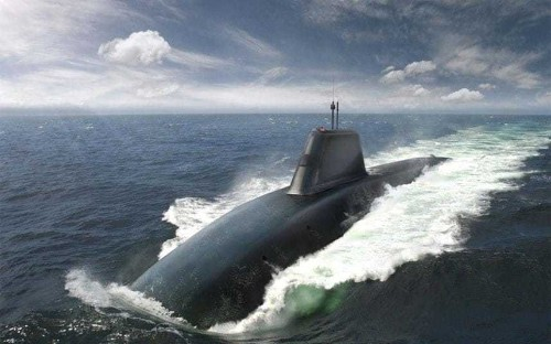 BAE and Rolls face fresh doubts over Navy's new nuclear submarines