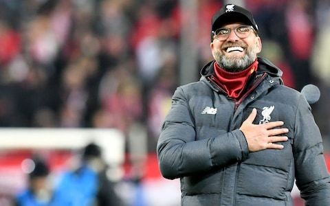 Jurgen Klopp signs contract extension to keep him at Liverpool until 2024