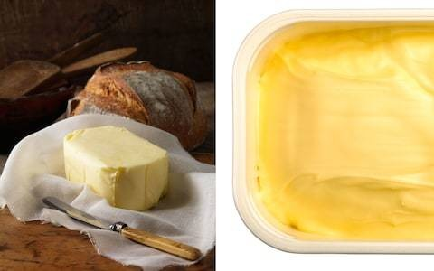 Butter vs margarine: which is really healthier?