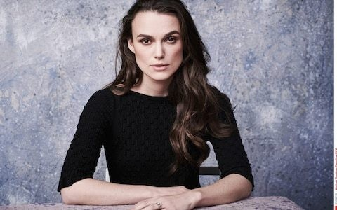 Keira Knightley interview: 'I thought I was going to kill somebody'